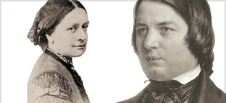 Great Masters: Robert and Clara Schumann — Their Lives and Music